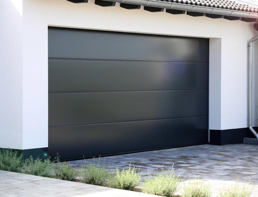 Sectionale deur voor garage