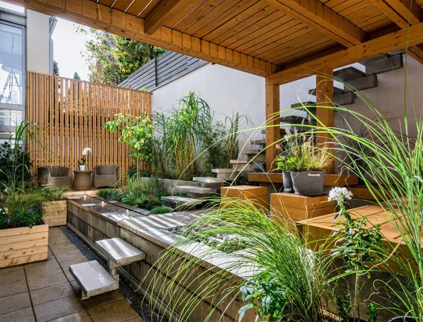 Kleine tuin groter laten lijken? 7 Tips!