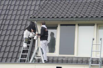 Wat kost een dakkapel laten schilderen?