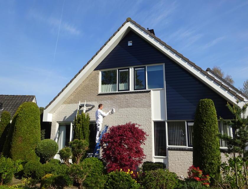 Wat kost een schilder schilderwerk prijzen vergelijken for Wat kost een huis schilderen
