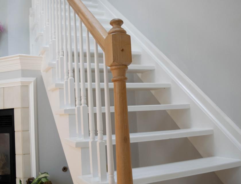 Wat kost een trap schilderen?