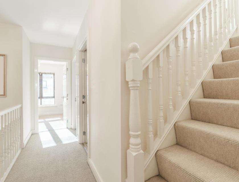 Welk tapijt is meest geschikt voor trapbekleding?