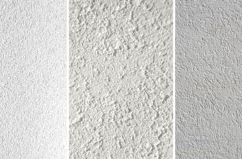 Wat is het verschil tussen spachtelputz, rustiekputz en granol?