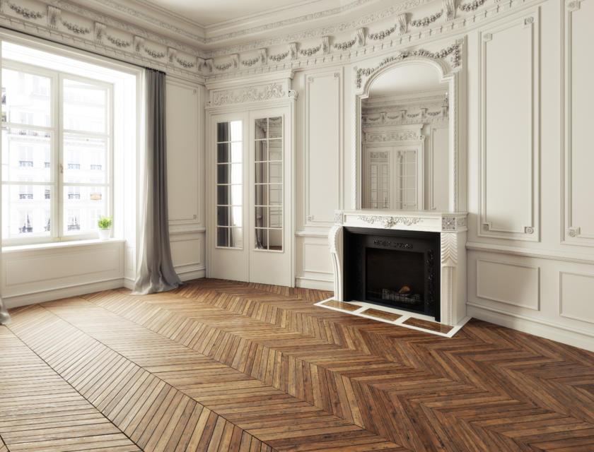 Hoe houten vloer onderhouden
