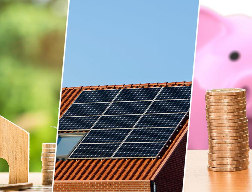 Hoe zonnepanelen financieren?