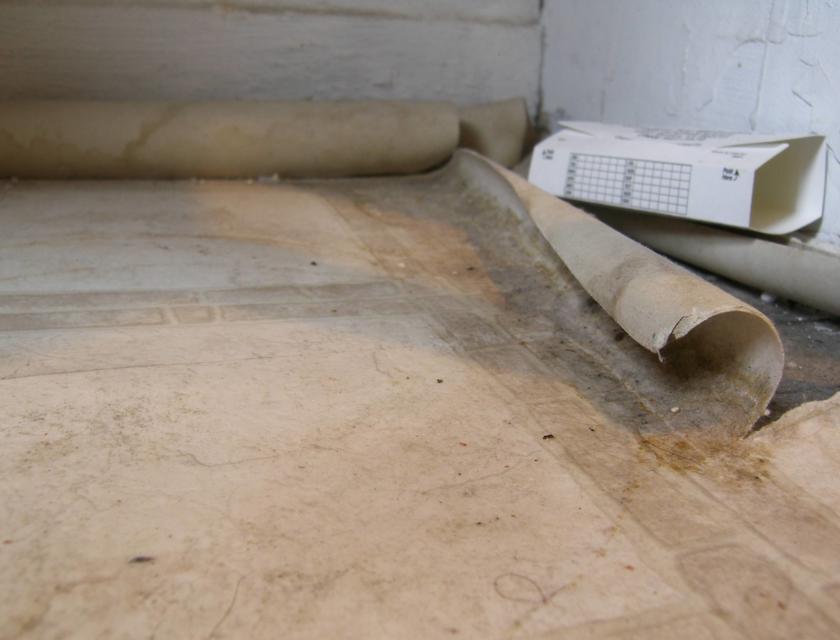 Asbest in zeil