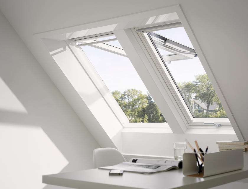 Velux dakvensters