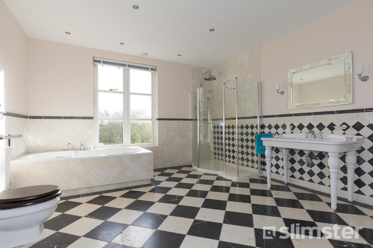 Retro badkamer | Vintage voorbeelden & inspiratie | Slimster