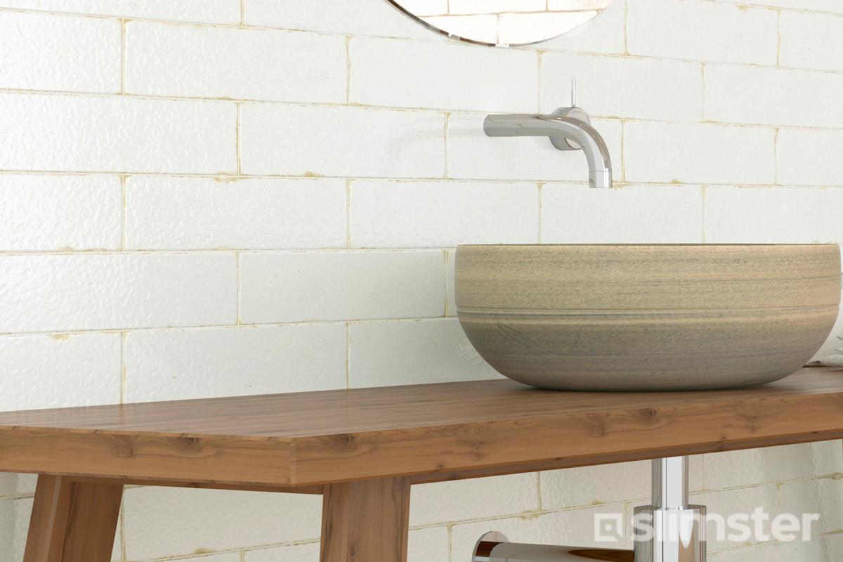 Hout In Badkamer : Houtlook badkamer voorbeelden & inspiratie slimster