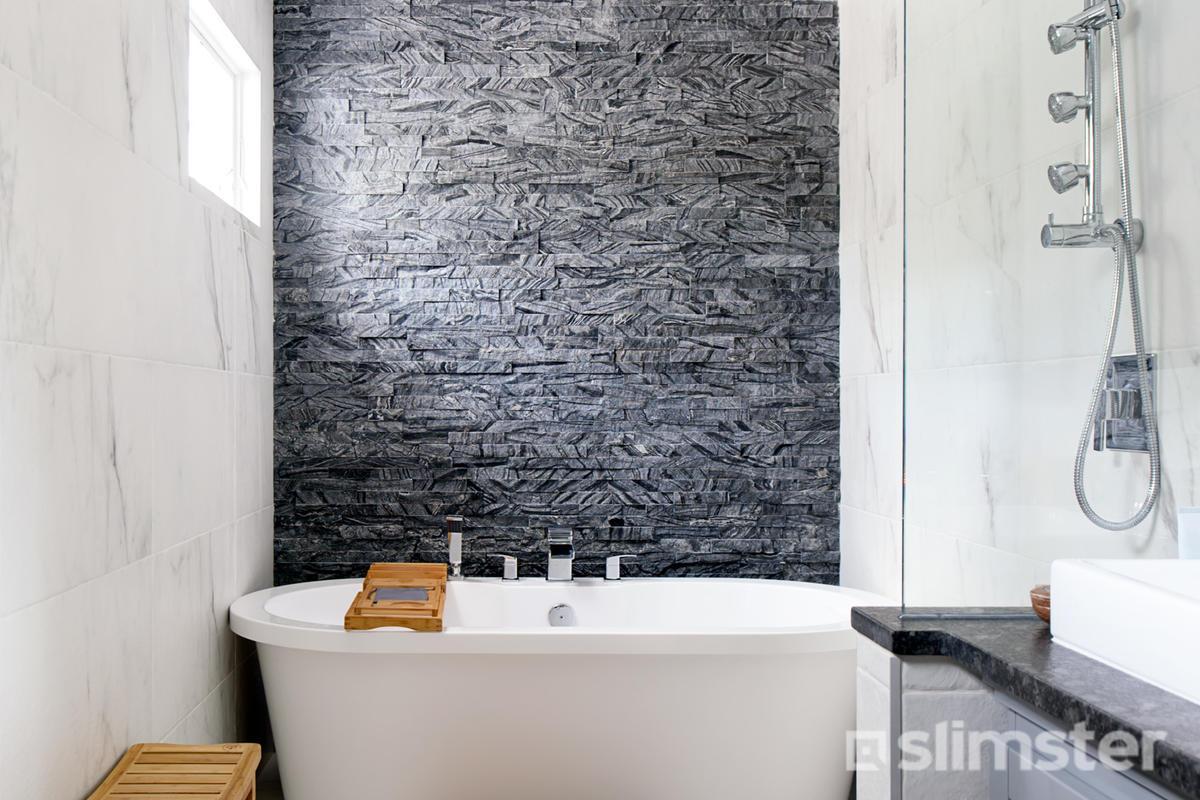 Houtlook badkamer | Voorbeelden & inspiratie | Slimster