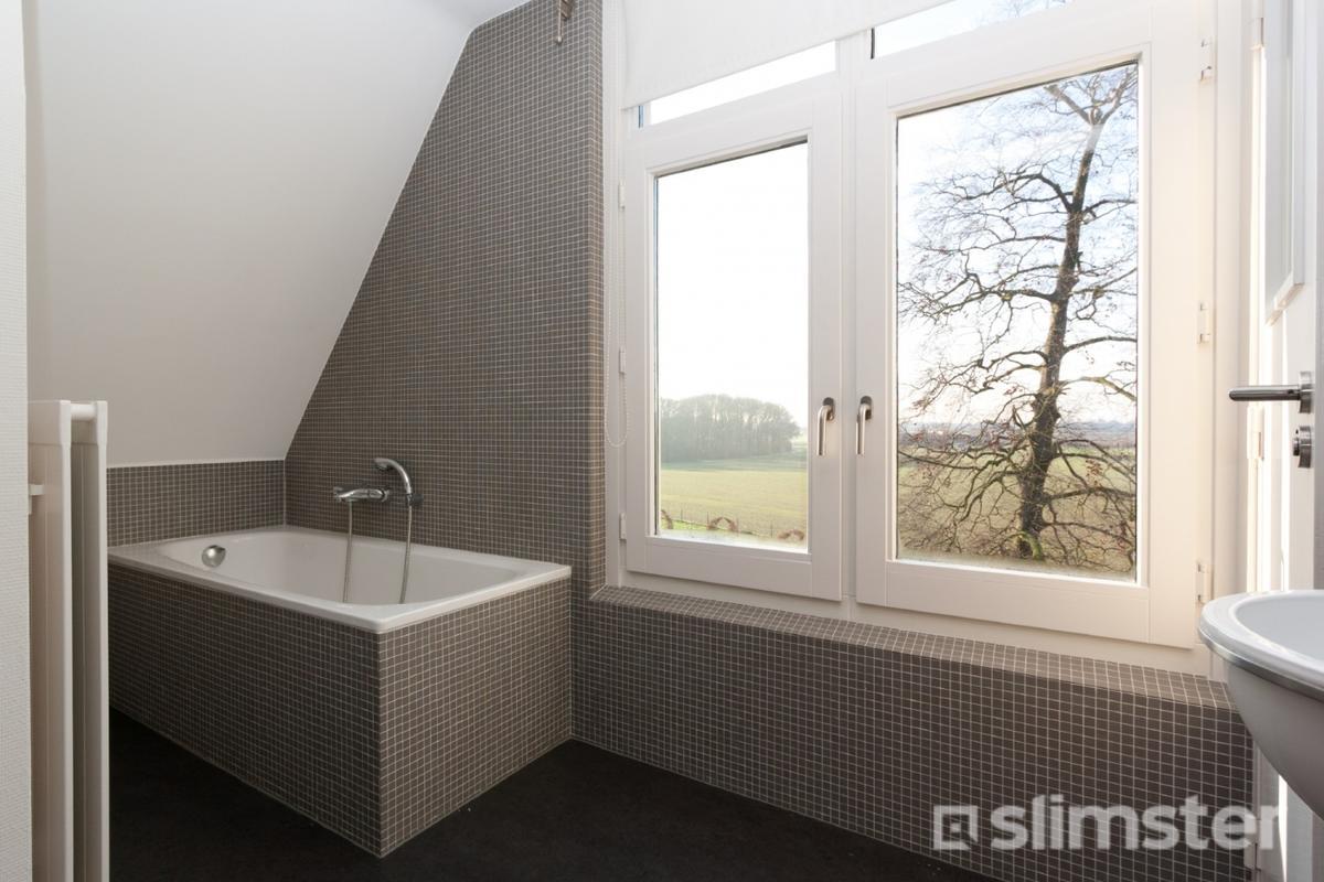 Badkamer Antraciet Wit : Grijs witte badkamer voorbeelden inspiratie slimster