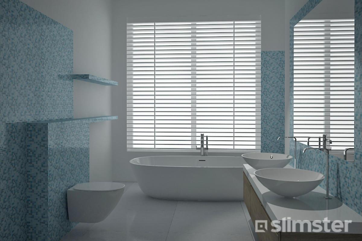 Simpele Mooie Badkamer : Verlaagd plafond badkamer fresh prachtige badkamer klein simpel