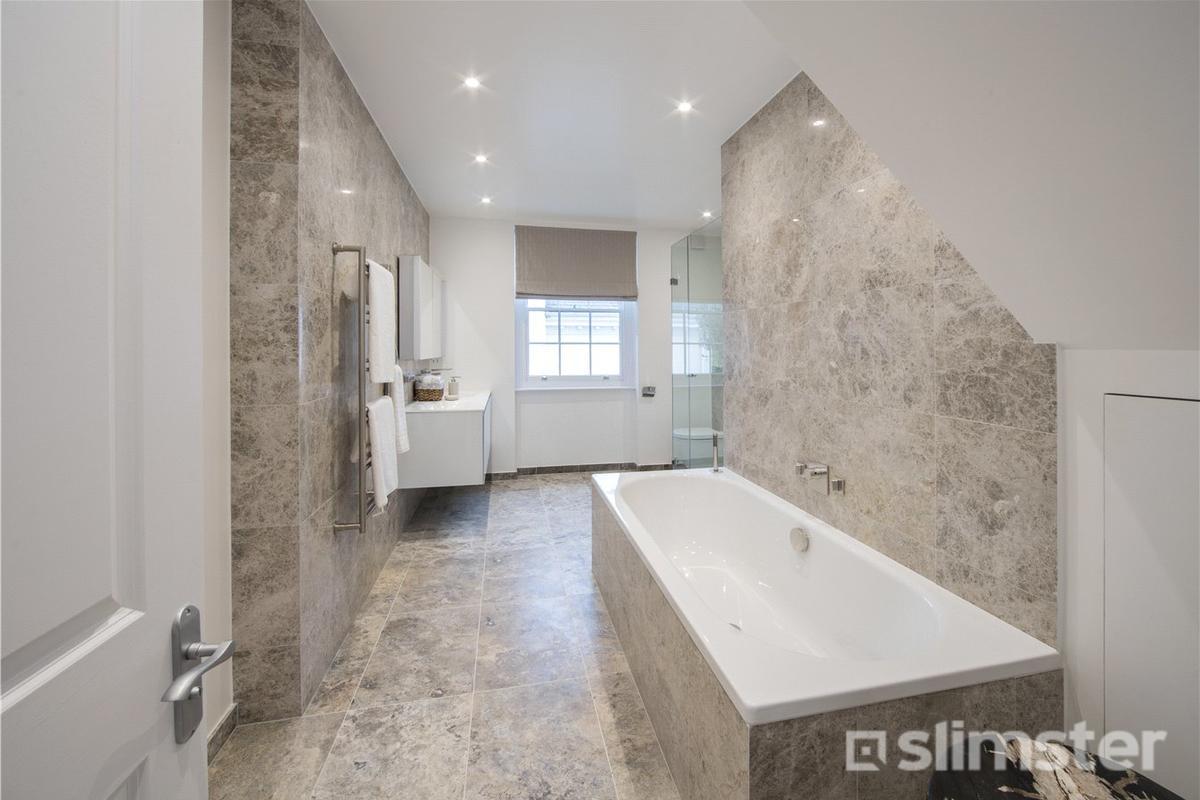 Natuursteen badkamer | Voorbeelden & inspiratie | Slimster