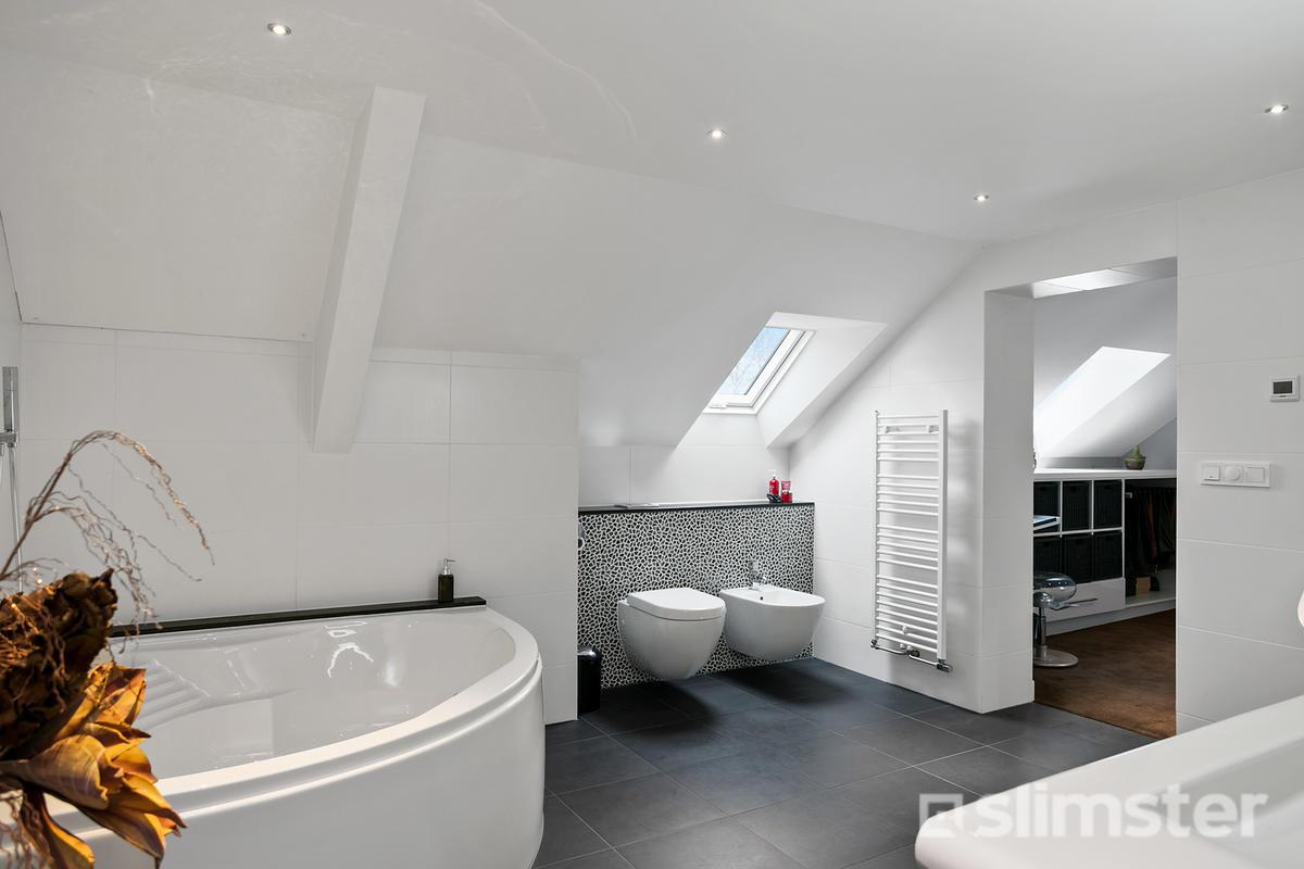 Badkamer Ideeen Grijs Wit.Grijs Witte Badkamer Voorbeelden Inspiratie Slimster