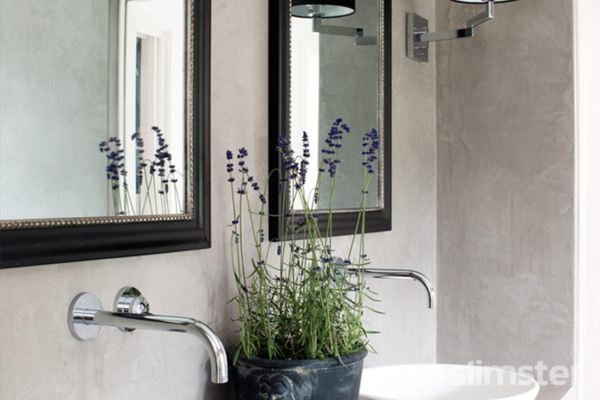 Badkamer Met Tadelakt : Tadelakt kosten en voordelen slimster