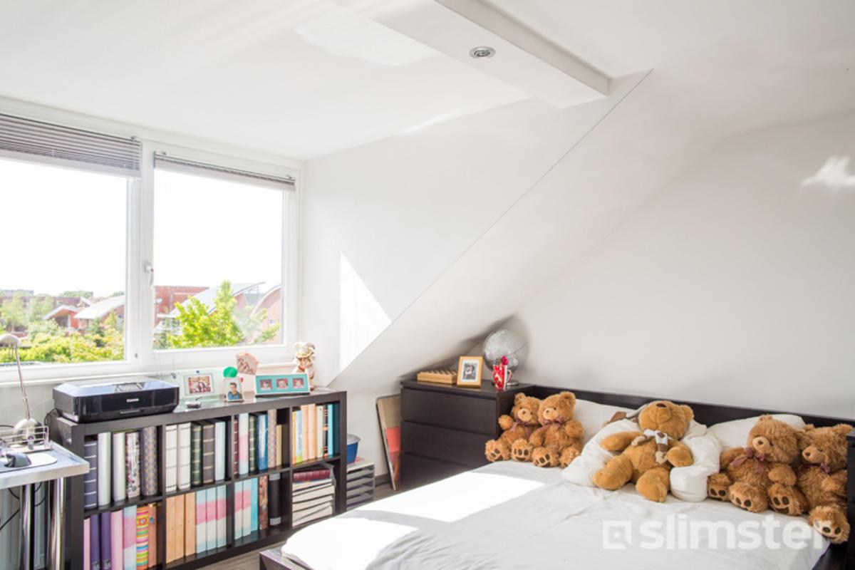 Zolder verbouwen tot slaapkamer slimster