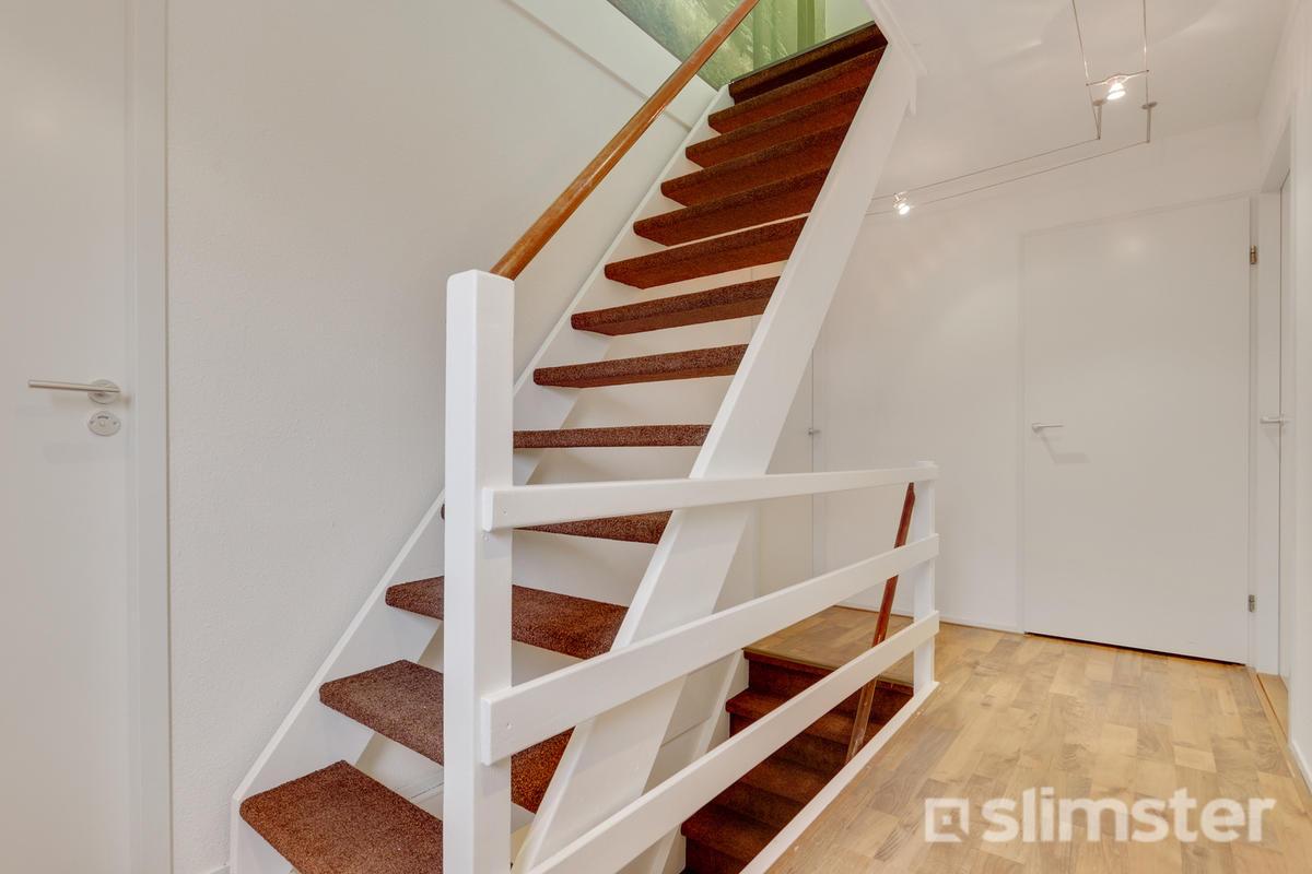 Bekend Open trap dichtmaken of bekleden ᐅ Laagste kosten & foto's | Slimster EY49
