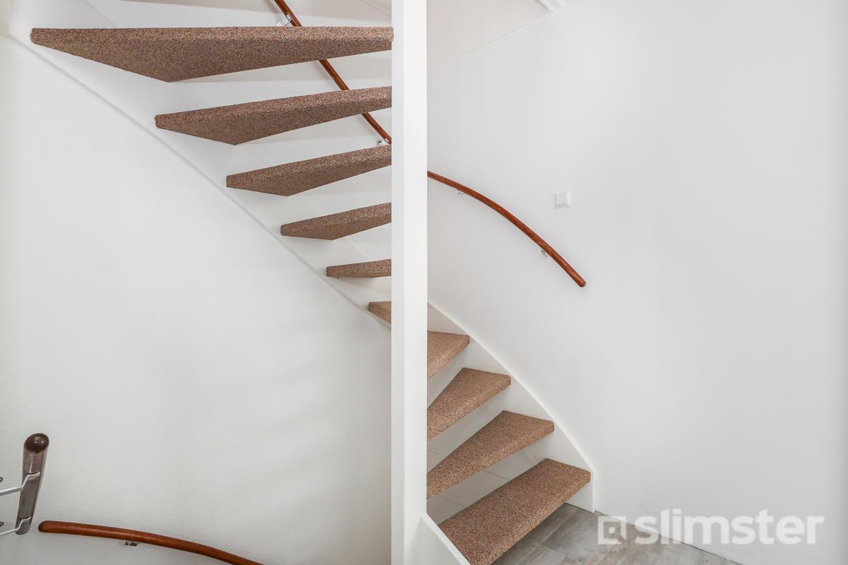 Fabulous Open trap dichtmaken of bekleden ᐅ Laagste kosten & foto's | Slimster ES49