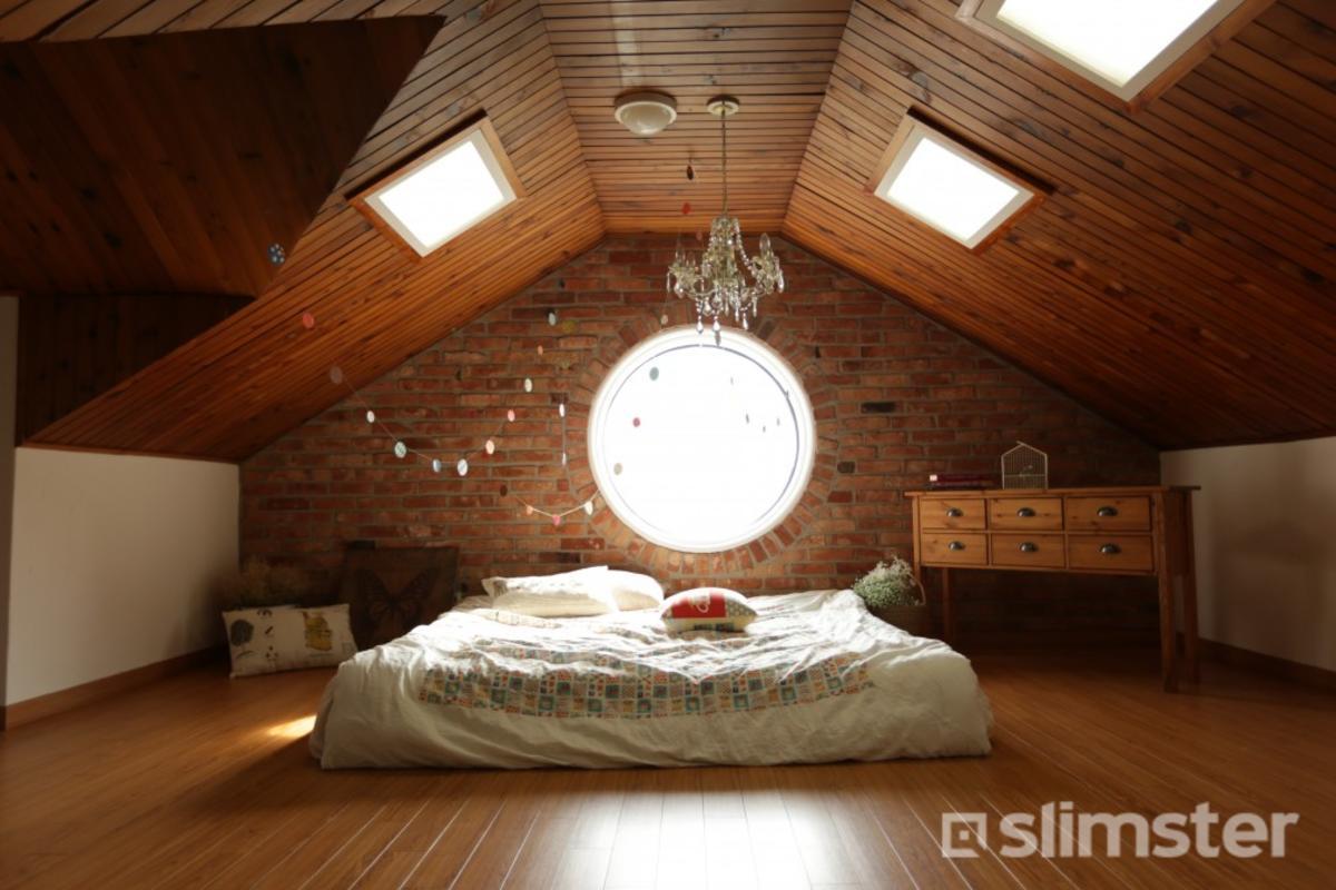 Zolder verbouwen tot slaapkamer | Slimster