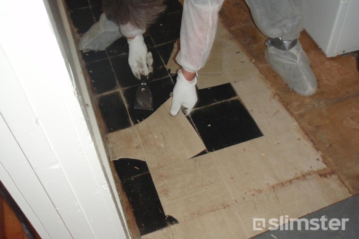 Asbest In Vinyl Asbest Herkennen Slimster