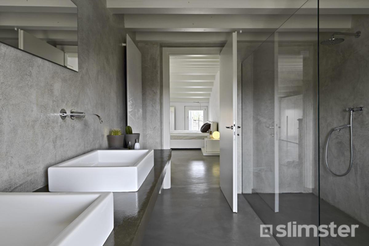 Grijze badkamer | Voorbeelden & Inspiratie | Slimster