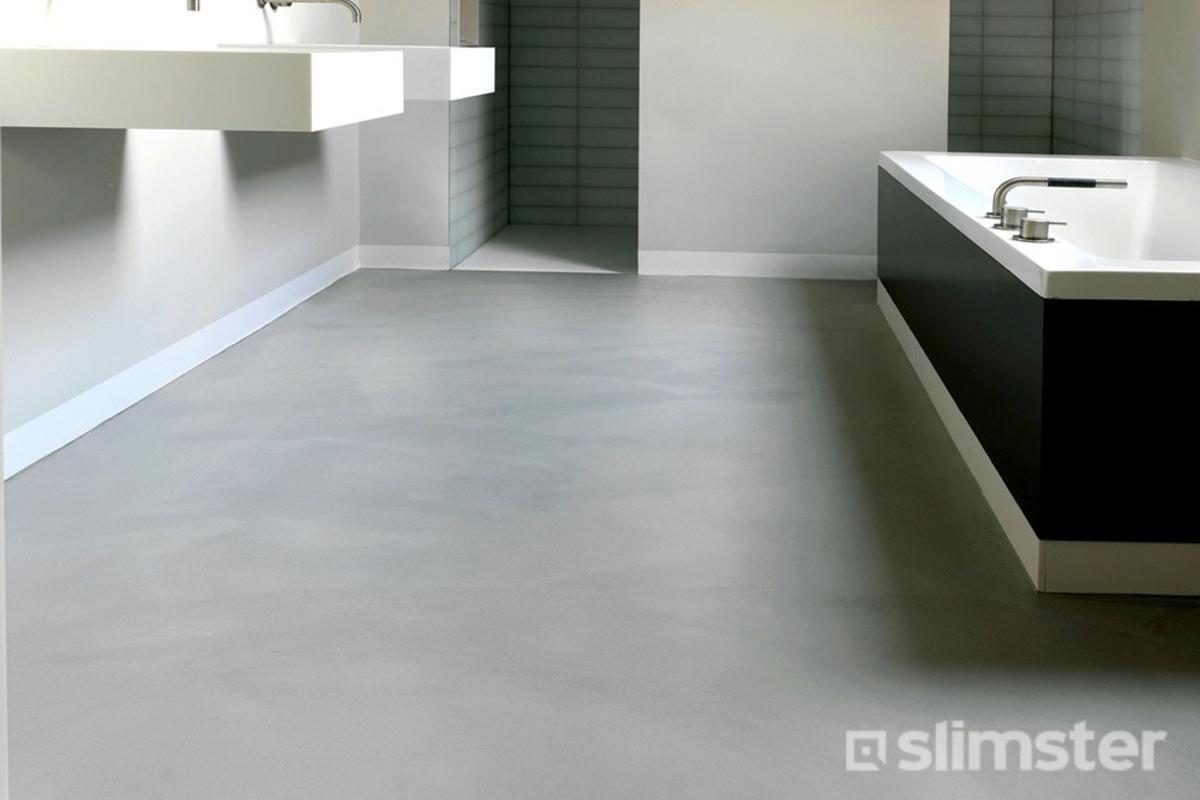 Voorbeelden Van Badkamers : Grijze badkamer voorbeelden inspiratie slimster