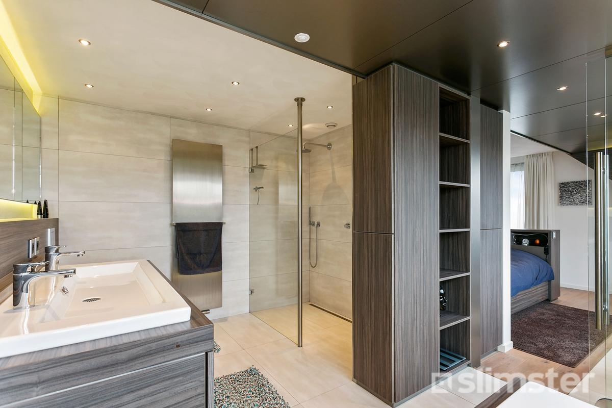 Badkamer Vernieuwen Voorbeelden : Luxe badkamer voorbeelden en inspiratie slimster