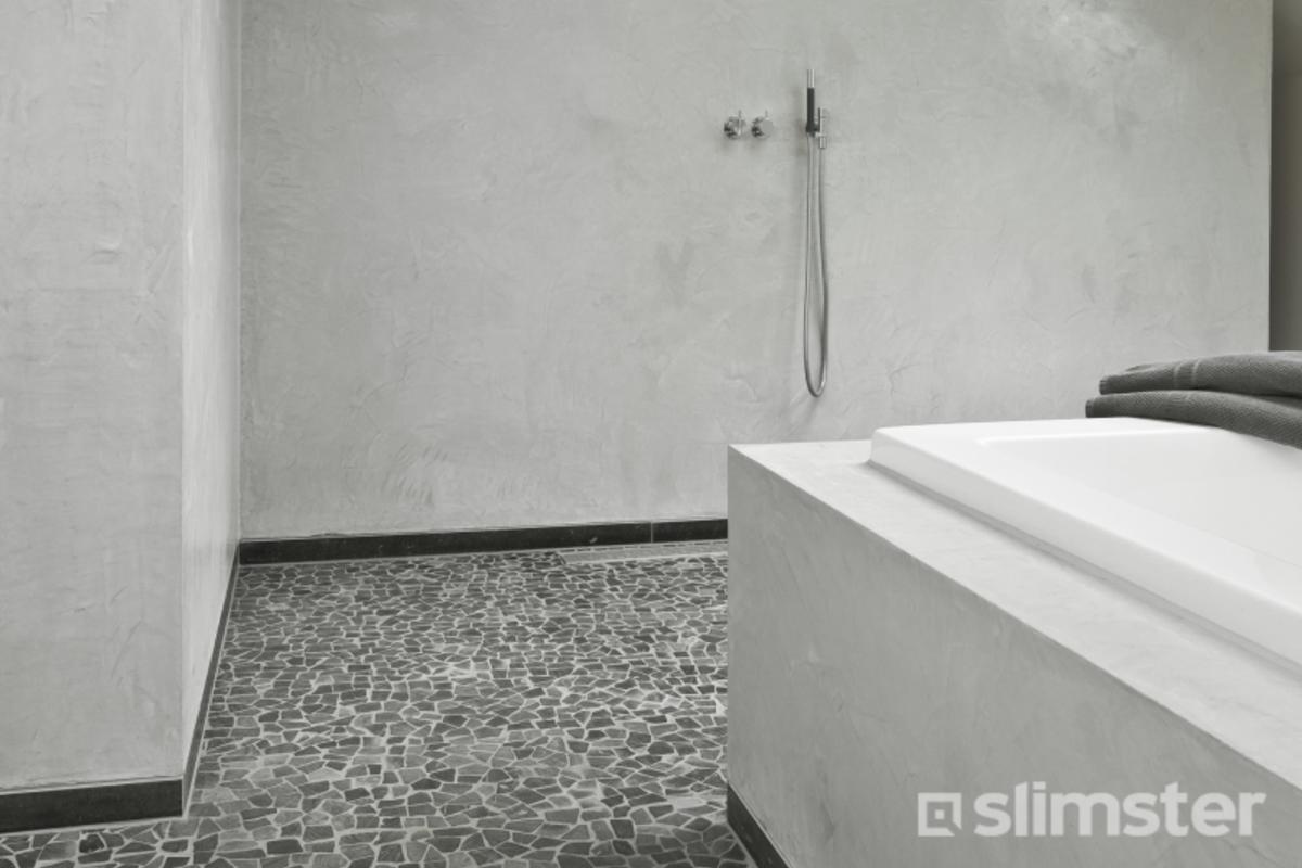 Mozaiek Badkamer Tegels : Mozaïek badkamer voorbeelden inspiratie slimster