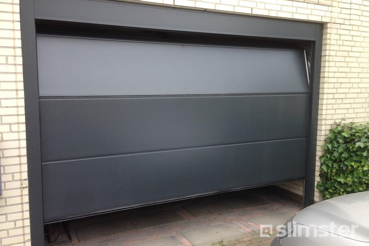 Nieuwe Garagedeur Plaatsen Kozijnenramen Nl