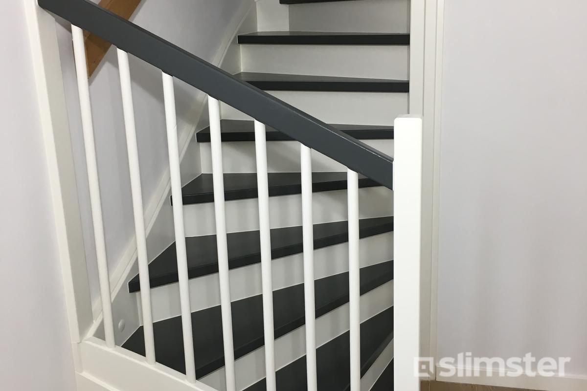 Dichte trap bekleden kosten dichte trap renoveren slimster for Dichte trap maken