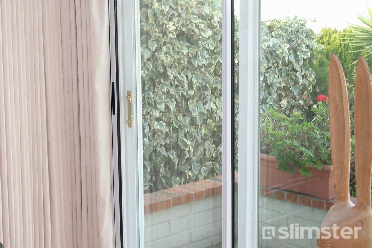 Hordeur Openslaande Deuren : Hor hordeur voor openslaande tuindeuren slimster