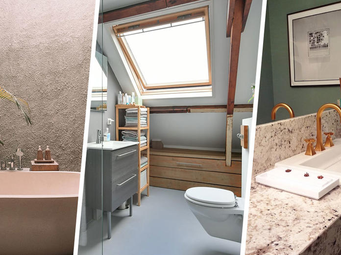Badkamer Trends Tegels : Badkamertrends badkamer inspiratie slimster