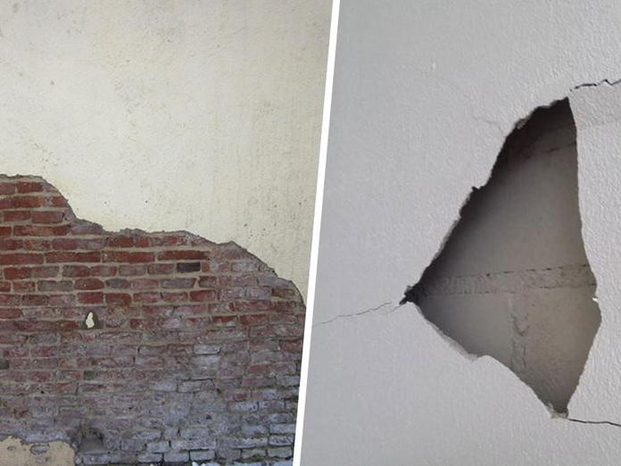 Plafond Badkamer Afsteken : Stucwerk verwijderen of toch laten zitten? 2 manieren slimster blog