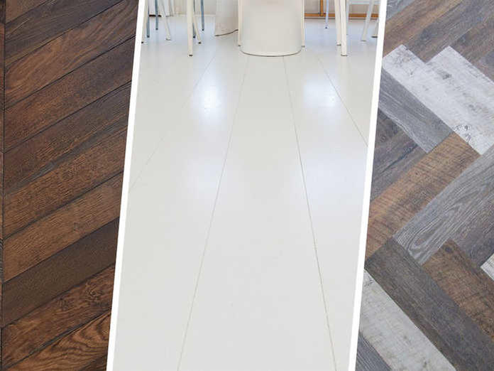 Houten vloer kleuren? parket andere kleur geven slimster blog