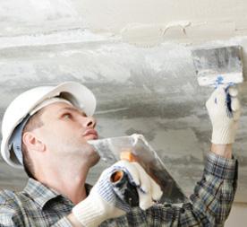 Plafond stucen stucwerk laagste prijs via for Goedkope stukadoor