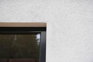 Spuitwerk buitenmuur buiten muren spuiten for Goedkope stukadoor