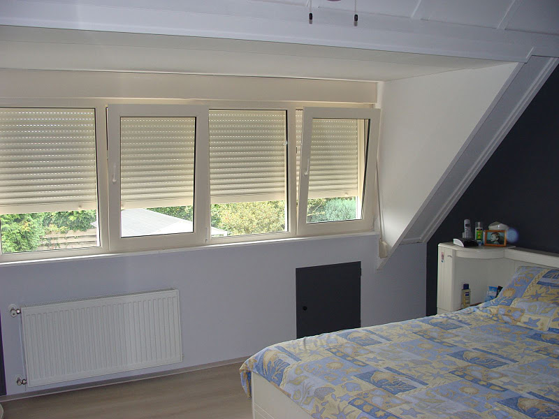 Mooie Slaapkamer Op Zolder : dakkapel-binnenkant-afweerkring