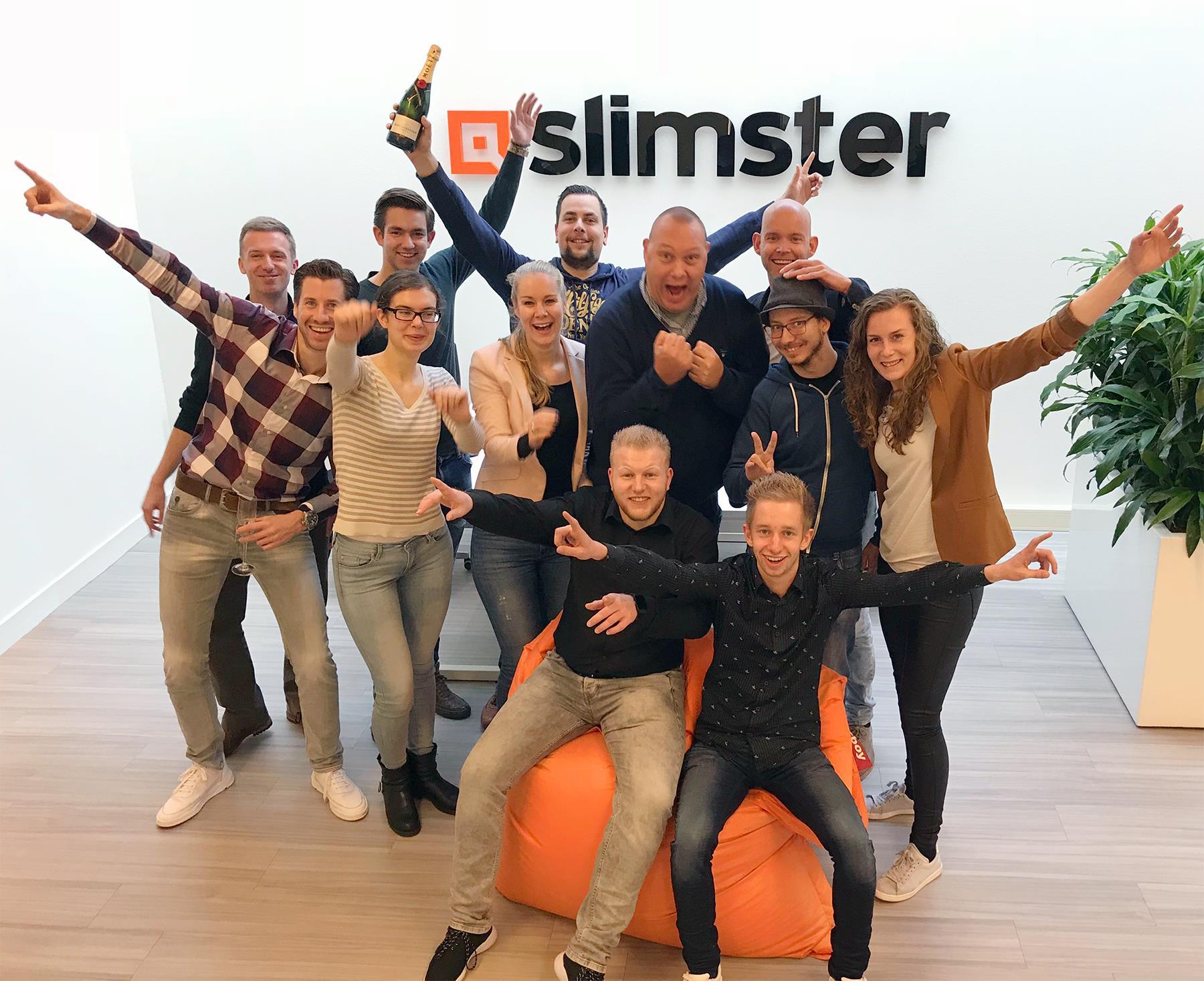 Het Slimster team