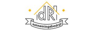 DR Aannemingsbedrijf logo