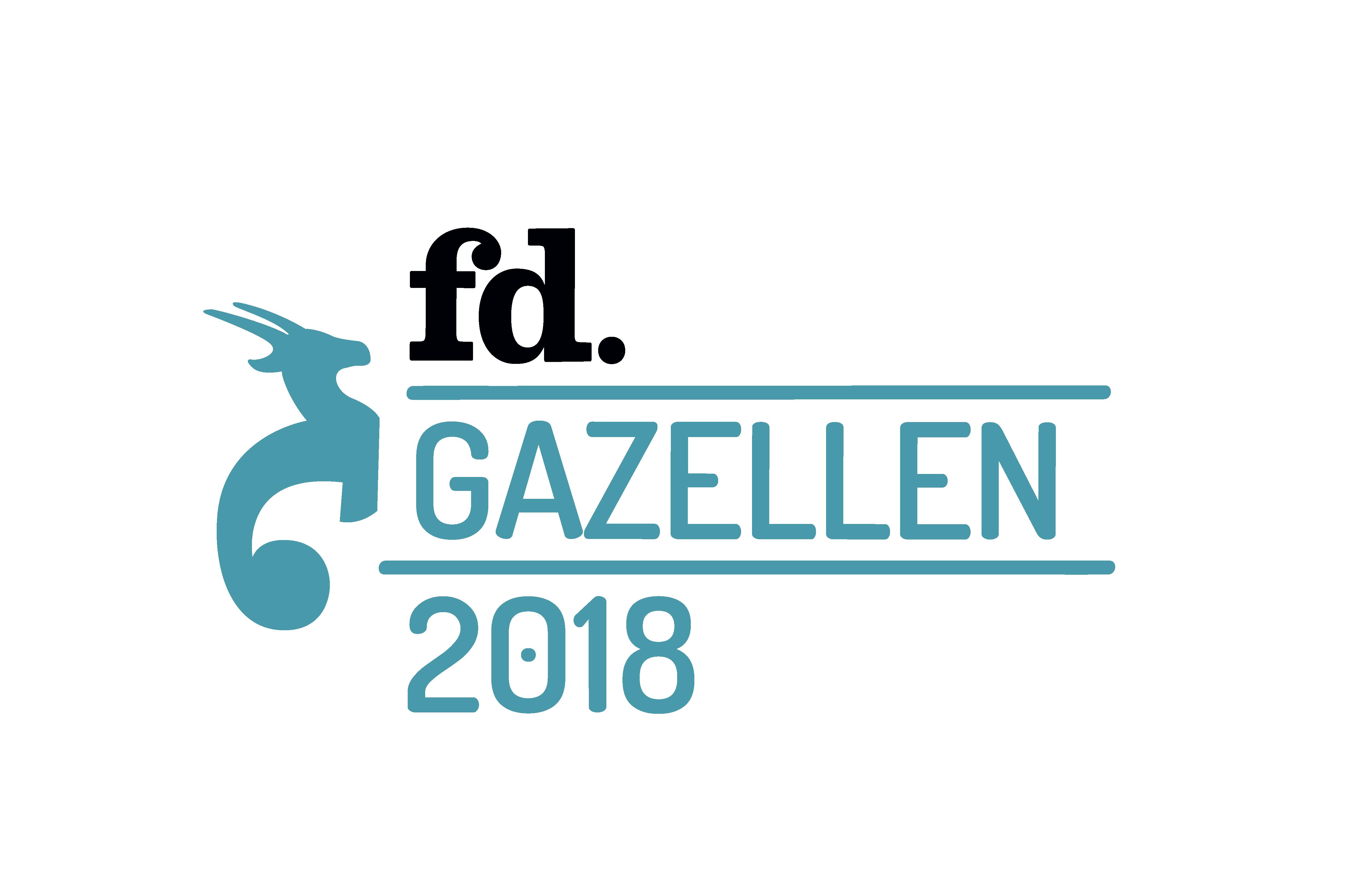 Slimster wint ook in 2018 een FD Gazellen Award