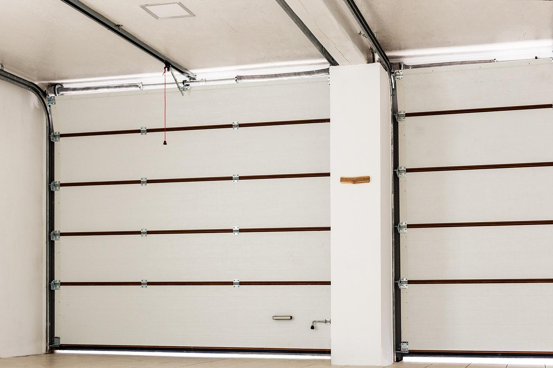 isolatie garagedeur