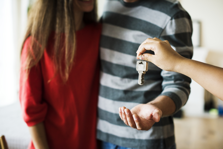 Huis gekocht sleuteloverdracht