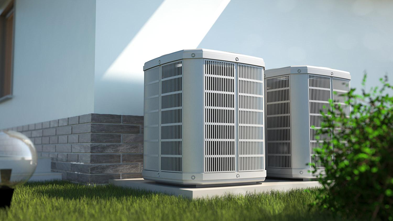 Energie verlagen met warmtepomp