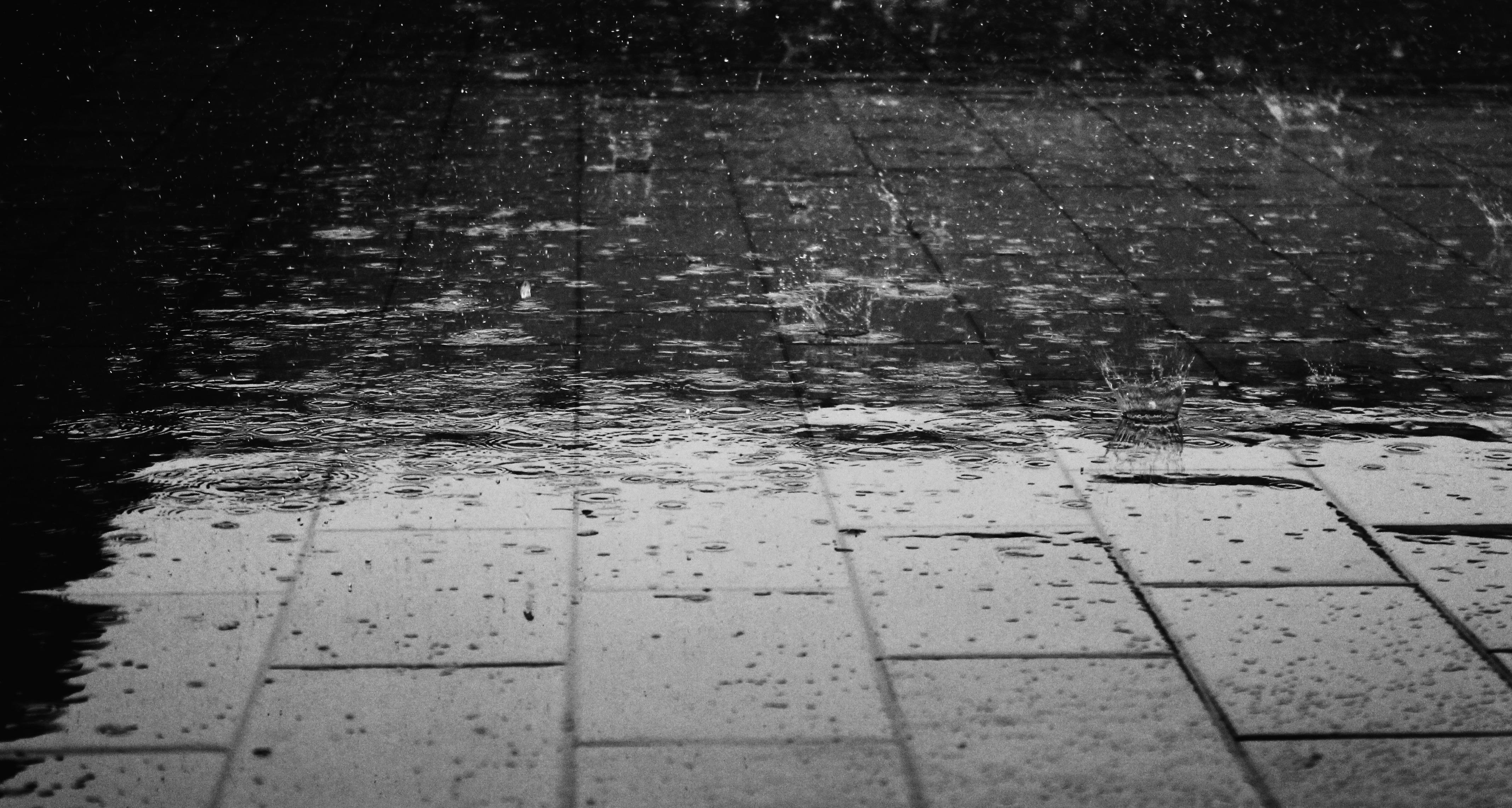 Opvangen regenwater