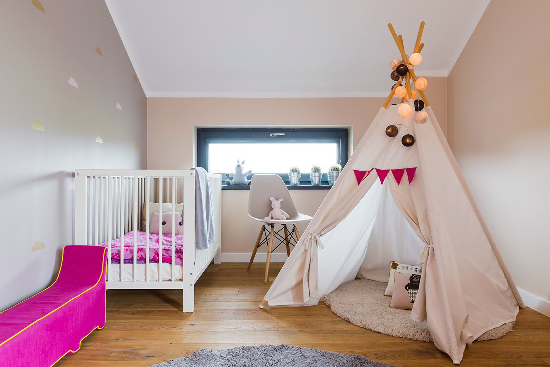 zolderkamer inrichten als kinderkamer