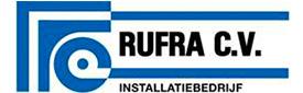 Rufra vloerverwarming logo