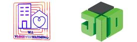 Vloerverwarming bedrijven logo