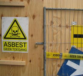 Asbest riolering verwijderen kosten